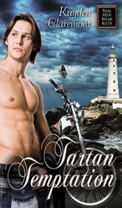 Tartan Temptation (Real Men Wear Kilts) - Kayden Claremont
