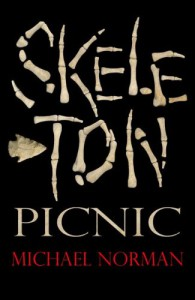 The Skeleton Picnic: A J.D. Books Mystery (J.D. Books Mysteries) - Michael Norman