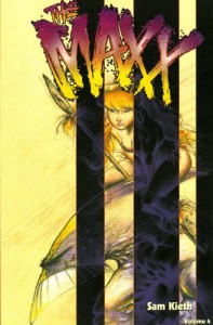 The Maxx, Volume 4 - Alan Moore, Sam Kieth, William Messner-Loebs