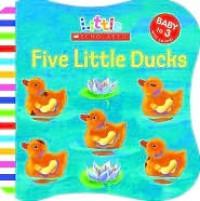Five Little Ducks - Buckingham