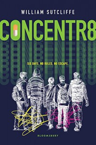 Concentr8 - William Sutcliffe