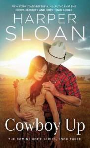 Cowboy Up - Harper Sloan