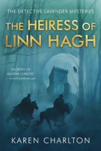 The Heiress of Linn Hagh - Karen Charlton
