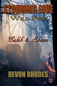 Caleb & Shaun (Storming Love: Wild Fire Book 4) - Devon Rhodes
