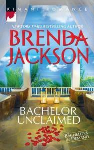 Bachelor Unclaimed - Brenda Jackson