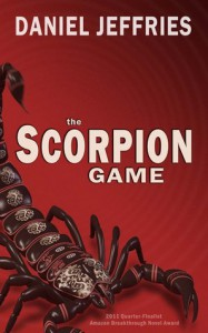 The Scorpion Game - Daniel Jeffries