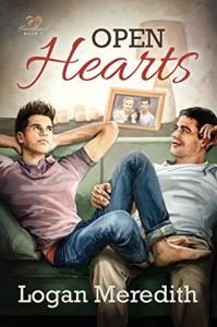 Open Hearts (Heartland Book 3) - Logan Meredith