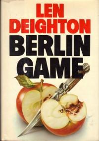 Berlin Game - Len Deighton
