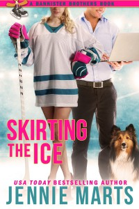 Skirting the Ice - Jennie Marts
