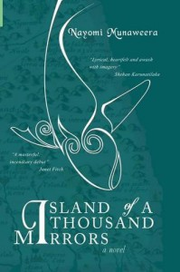 Island of a Thousand Mirrors - Nayomi Munaweera