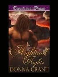 Highland Nights (Druid's Glen, #2) - Donna Grant