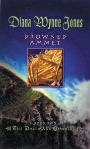 Drowned Ammet: Book Two of the Dalemark Quartet - Diana Wynne Jones