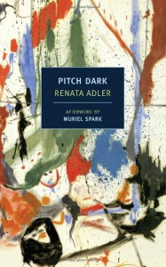Pitch Dark - Renata Adler, Guy Trebay