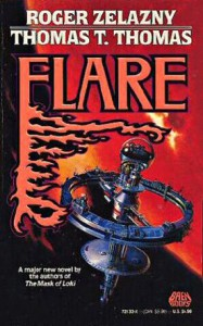 Flare - Roger Zelazny, Thomas T. Thomas