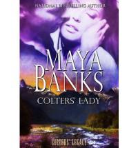 Colters' Lady - Maya Banks