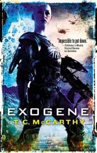 Exogene - T.C. McCarthy