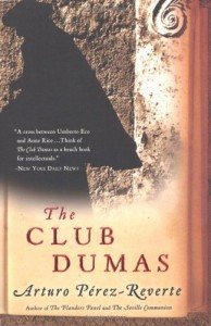 The Club Dumas - Sonia Soto, Arturo Pérez-Reverte