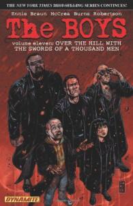 The Boys, Vol. 11: Over the Hill with the Swords of a Thousand Men - Russ Braun, John McCrea, Garth Ennis