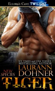 Tiger (New Species, #7) - Laurann Dohner