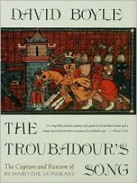 The Troubadour's Song - David Boyle