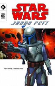 Star Wars: Jango Fett - Ron Marz;Tim Fowler