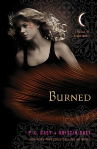 Burned - Phyllis Christine Cast, Kristin Cast