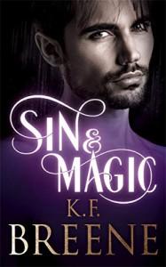 Sin & Magic (Demigod of San Francisco #2) - K.F. Breene