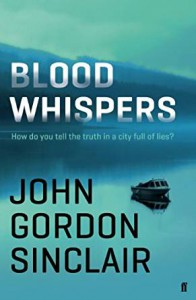 Blood Whispers - John Gordon Sinclair