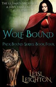 Wolf Bound (Pack Bound) - Leisl Leighton