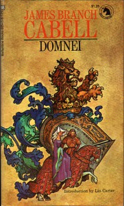 Domnei - James Branch Cabell, Lin Carter