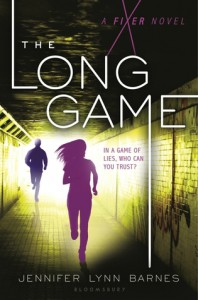 The Long Game - Jennifer Lynn Barnes