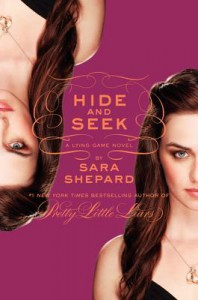 Hide and Seek (The Lying Game, #4) - Sara Shepard