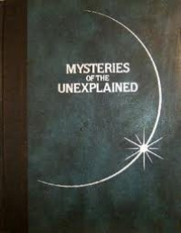 Mysteries of the Unexplained - Reader's Digest Association, Richard Marshall, Carroll C. Calkins