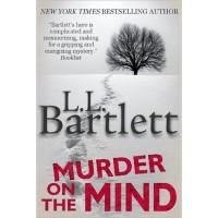 Murder on the Mind (Jeff Resnick Mystery, #1) - L.L. Bartlett