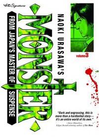Naoki Urasawa's Monster vol. 2 - Naoki Urasawa