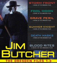 The Dresden Files Collection 1-6 - Jim Butcher