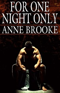 For One Night Only - Anne Brooke