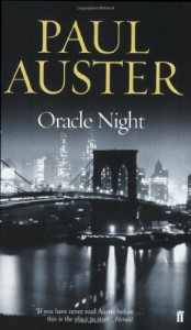 Oracle Night - Paul Auster