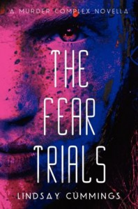 The Fear Trials - Lindsay Cummings