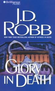 Glory in Death  - J.D. Robb, Susan Ericksen