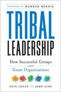 Tribal Leadership: Leveraging Natural Groups to Build a Thriving Organization - Dave Logan,  John King,  Halee Fischer-wright