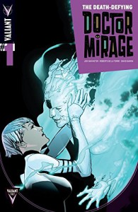The Death-Defying Dr. Mirage (2014) #1 (of 5): Digital Exclusives Edition - Jen Van Meter, Roberto De la Torre