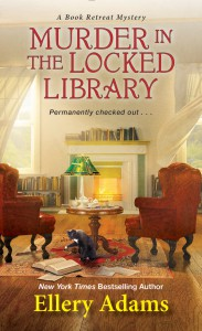 Murder in the Locked Library  - Ellery Adams
