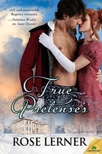 True Pretenses (Lively St. Lemeston Book 2) - Rose Lerner
