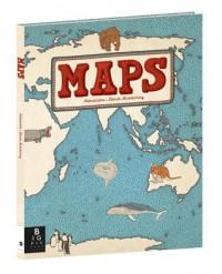 Maps - Aleksandra Mizielinska, Daniel Mizielinski