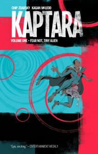 Kaptara Volume 1  - Kagan McLeod, Chip Zdarsky