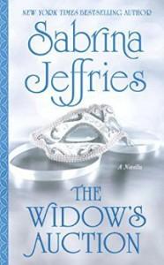 The Widow's Auction - Sabrina Jeffries