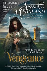 Vengeance - Anna Markland