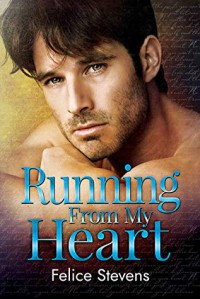 Running from My Heart (Rock Bottom #3) - Felice Stevens