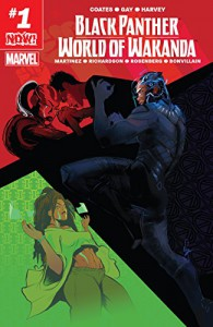 Black Panther: World of Wakanda (2016-) #1 - Ta-Nehisi Coates, Alitha Martinez, Yona Harvey, Afua Richardson, Roxane Gay
